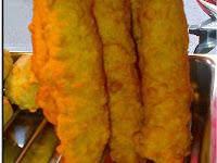 Resep Sosis Jagung ( Corn Dog Recipe )