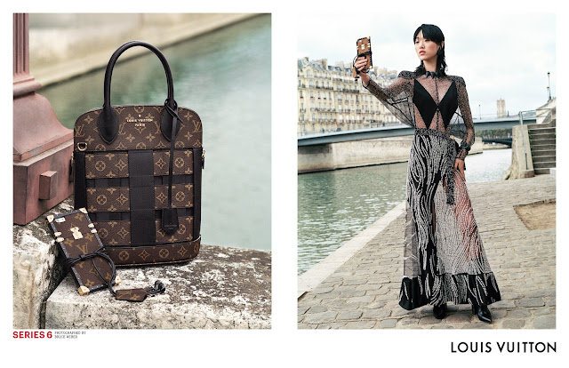 Louis Vuitton's Series 6 FULL Ad Campaign & Video