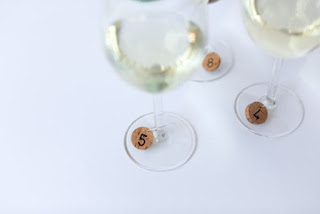 DIY Wine Cork Charms