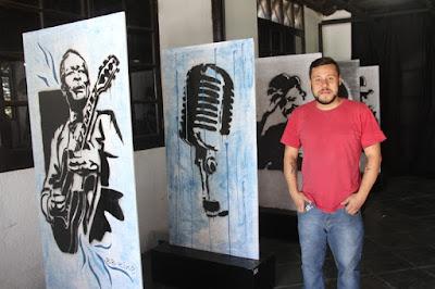 Cultura da Ilha  Comprida mantém Oficina permanente de Grafitti