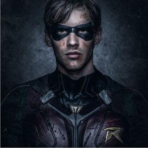Poster da série Titans