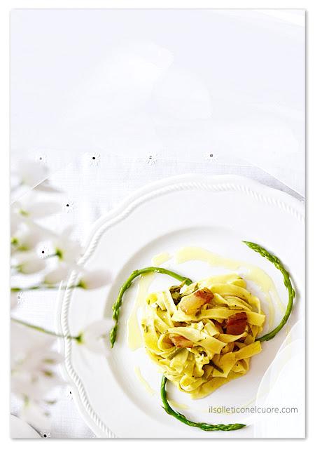 pasta-asparagi-selvatici-e-guanciale