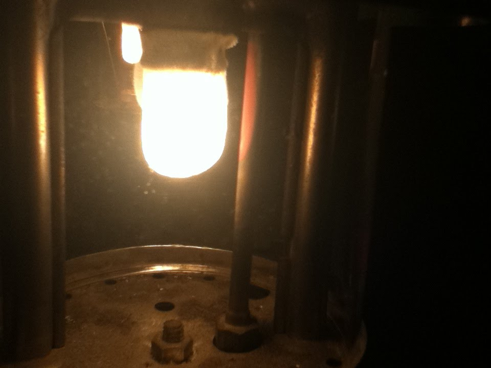 1975 Coleman 335 - All or nothing valve issue - Coleman Collectors Forum
