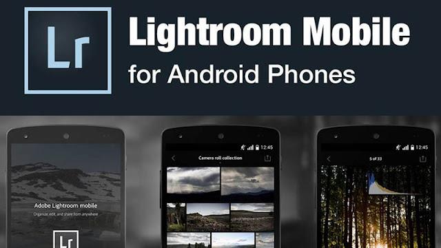 Lightroom đã có thể chỉnh sửa ảnh Raw trên android - VanThangIt.Com