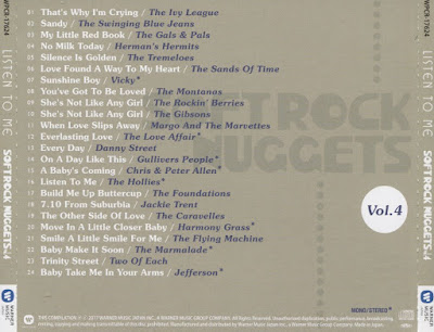 VA - Softrock Nuggets Vol.4 ~ Listen To Me (2017)