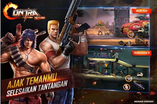 Garena Contra Return Apk v1.6.49.0727 Data English Version Free for android