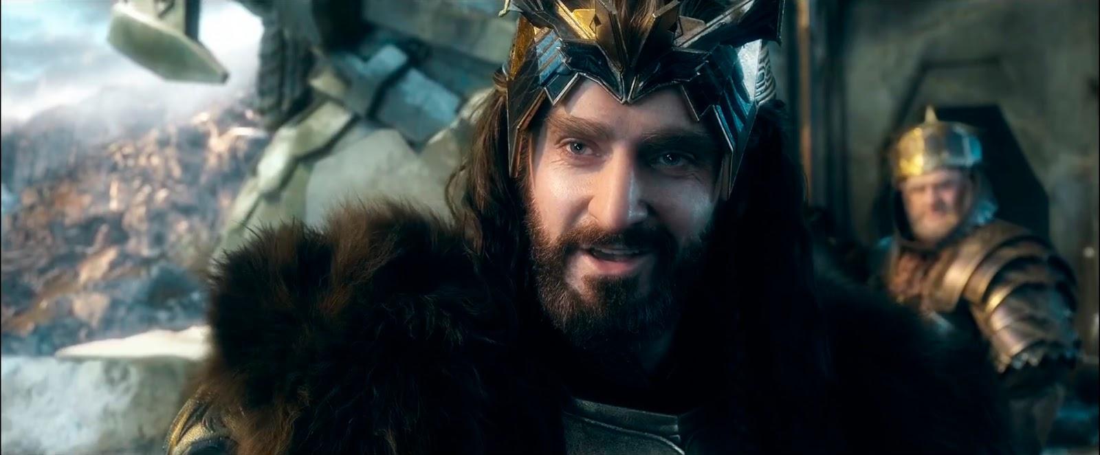 El Hobbit 3: La Batalla 5 ejércitos HD 1080p Latino captura 2