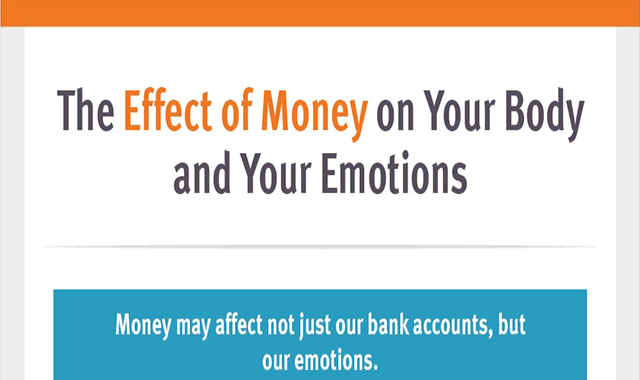 The Effect of Money on Your Body and Your Emotions