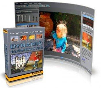 Программа для фото обработки Dynamic Auto-Painter.