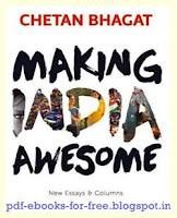 Making India Awesome - A Novel By Chetan Bhagat - by PDF Adda Blog