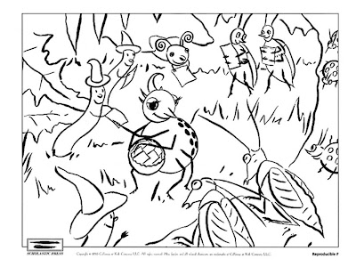 Miss spiders coloring pages ~ Learn and Grow Designs Website: I'm a Little Teapot Art ...