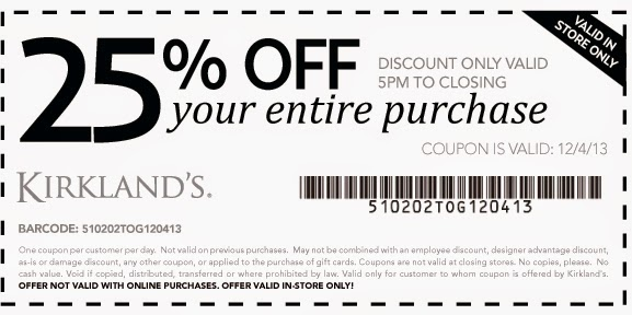 Kirkland coupon codes