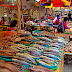 Màu sắc sống động của chợ cá Jagalchi