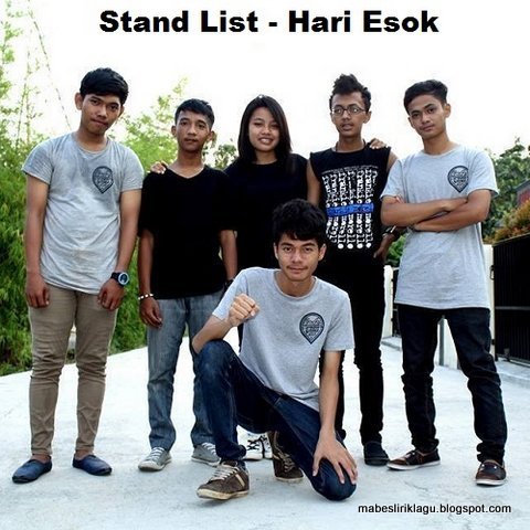Stand List - Hari Esok