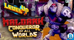 Jogo Level UP – O Conquistador de Todos os Mundos