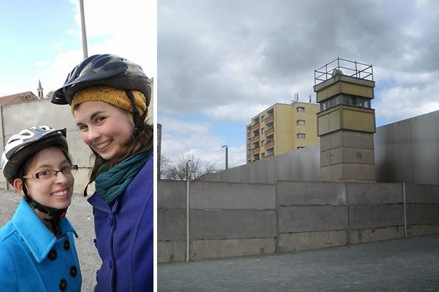 A bike tour in Berlin, Germany