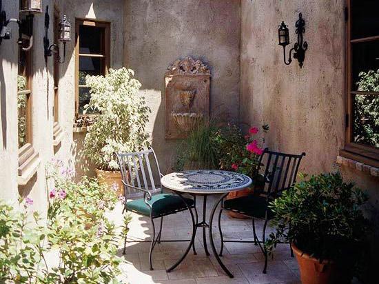 Blog de mbar muebles sillas de forja para jardines y for Muebles para terraza jardin