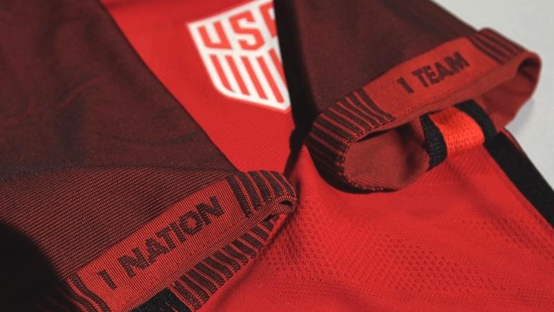 bf3a8dec6c Nike divulga a terceira camisa dos Estados Unidos - Show de Camisas