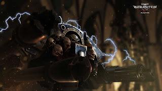 Warhammer 40000: Inquisitor Martyr PS Vita Wallpaper