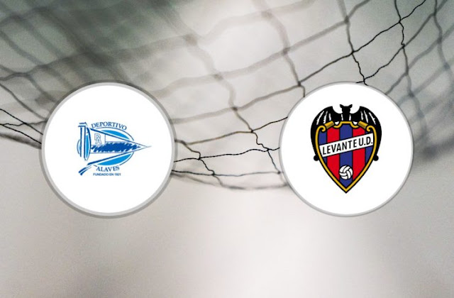 Alaves vs Levante - Video Highlights & Full Match