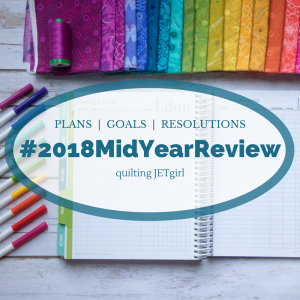 2018 Mid Year Review