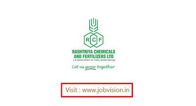 RCF ( Rashtriya Chemicals and Fertilizers Limited )