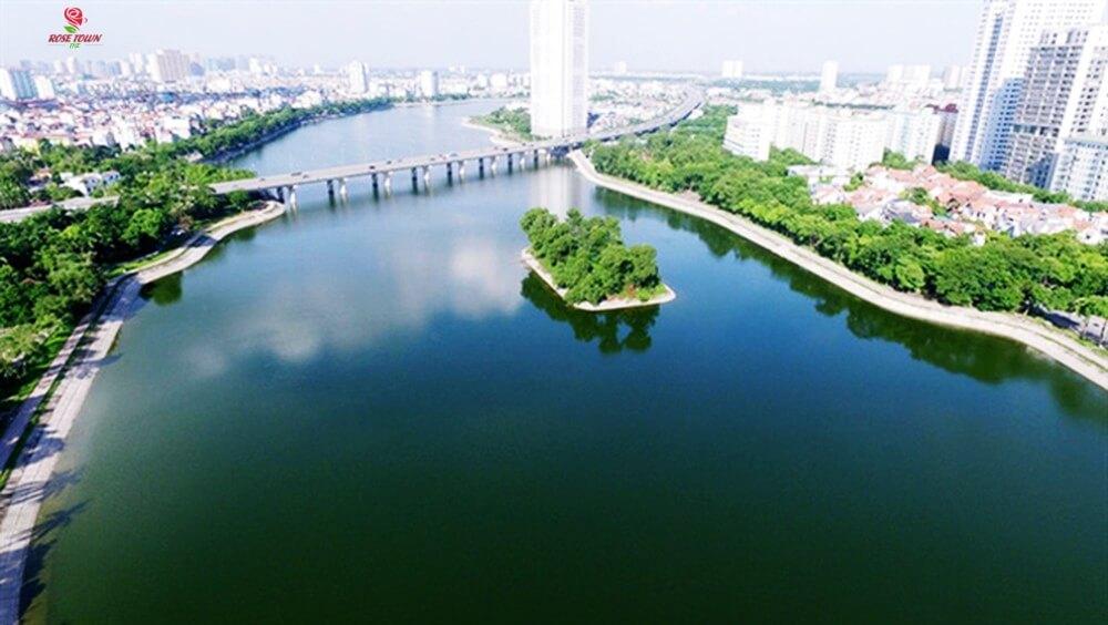Hạ tầng giao thông khu phía Nam Hà Nội