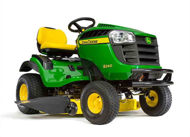 John Deere Riding Mower Giveaway