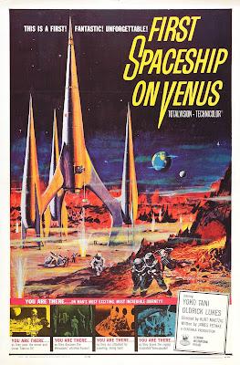 Destino Espacial: Venus