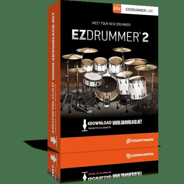 Download Toontrack - EZdrummer 2 v2.1.6 Full version