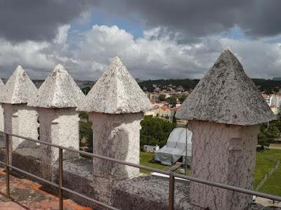 Terrazza della Torre di Belém