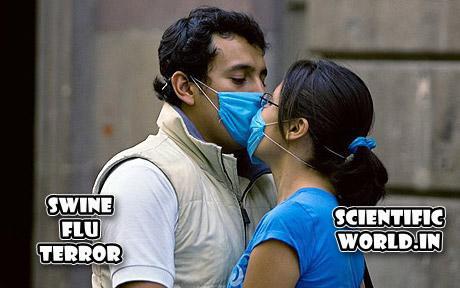Swine flu terror