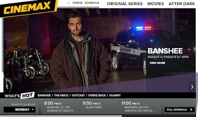 Regarder Banshee saison 4 sans attendre sur Cinemax