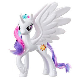 MLP Friends of Equestria Collection Princess Celestia Brushable Pony