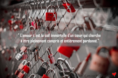 belle citation d'amour