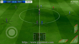 Download FTS 15 Mod FIFA 18 by Rizky Ars Apk + Data Obb