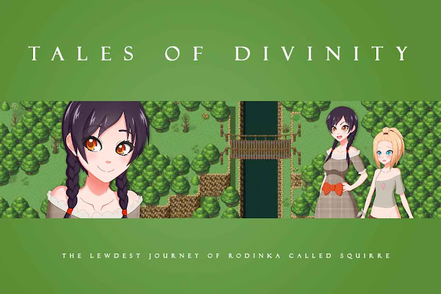 Male Protagonist sex game Tales of Divinity