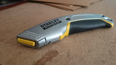 Stanley Fatmax bıçağı nasıl takılır?