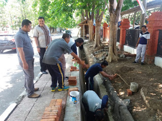 Jelang Hari Perhubungan Nasional Dinas Perhubungan Kota Cirebon Gelar Lomba Antar Bidang Memanfaatkan Lahan Kosong