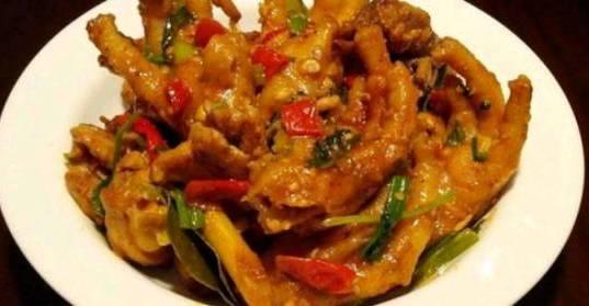 Ceker Ayam - Makanan Khas Indonesia Yang Tidak Disukai Oleh Bule