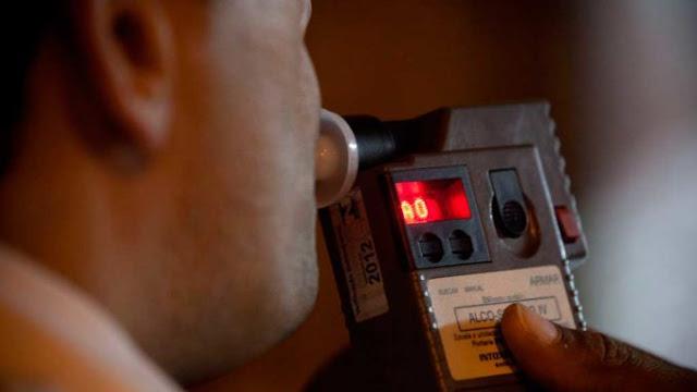 Bafômetro: Saiba exatamente como funciona este aparelho (Imagem: Reprodução/Internet)