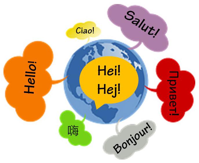 Kielet Maailmassa