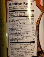 Here is the information on all the nutrition of this coconut water