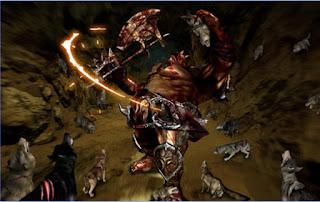 Download Game Wolf Online V1.4.1 MOD Apk + DATA ( Unlimited Points )