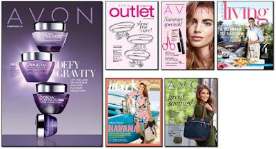 Avon Campaign 13 Online