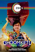Ghoomketu (2020) Full Movie Hindi 720p HDRip ESubs Download