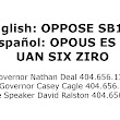 "Day 39: MESSAGE FOR TODAY AND TOMORROW: ""OPPOSE SB160"""