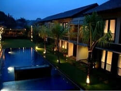 HOTEL SUMMER HILLS PRIVATE VILLAS & FAMILY Bandung