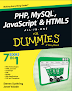PHP, MySQL, JavaScript & HTML5 All-In-One For Dummies PDF Book