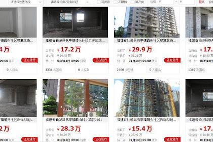 Di China Gedung Pencakar Langit Pun Dijual Secara Online
